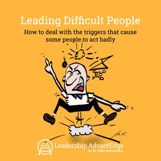 LA 080: Leading Difficult People