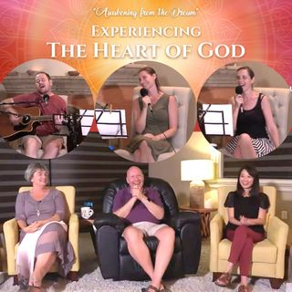 """Panel and Music Session - """"Experiencing the Heart of God"""" Online Retreat with David, Frances, Lisa, Erik, Susan and Linda"""