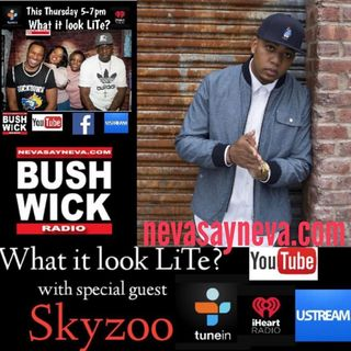 WHAT IT LOOK LITE? GUEST.SKYZOO 2.15.18