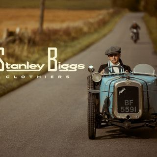 Harry & Edna on the Wireless Podcast; Stanley Biggs Clothers
