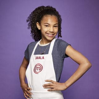 Pawtucket's Own Jaala from Masterchef Junior