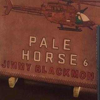 Jimmy Blackmon Author Of Pale Horse