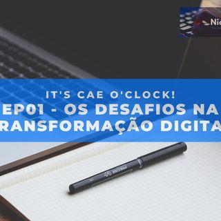EP01 - Desafios na Transformação Digital - Regis Ataides - Siemens