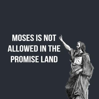 Why God Banned Moses from the Promise Land | The Bible Explained