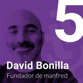 Episodio #5- Cómo atraer a perfiles IT en constante evolución con David Bonilla de Manfred