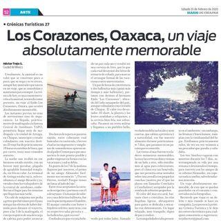 Los Corazones Oaxaca