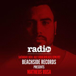 Beachside Records Radioshow Episodio # 038 by Matheus Rosa
