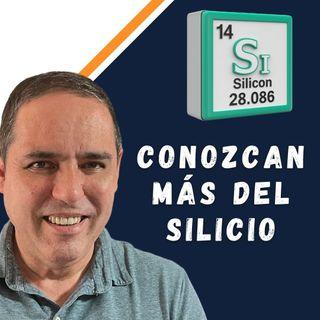 EL SILICIO Y LO QUE AYUDA A TU CUERPO...