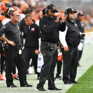 237: Locked on Bengals - 10/23/17 All eyes on Marvin after another Pittsburgh beat down