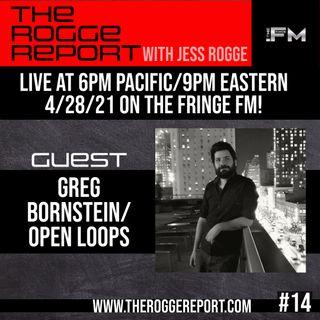 It's Hypnotizing with Greg Bornstien Host of Open Loops #14