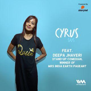 Ep. 475: feat. Deepa Jhaveri