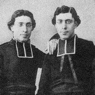 I gemelli ebrei che divennero cattolici