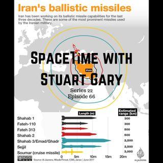 66: Catastrophic Iranian Rocket Failure