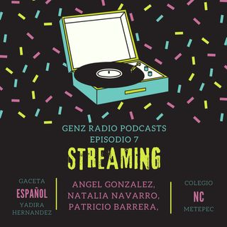 Podcast 7: Streaming