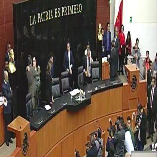 Senado devuelve Reforma Educativo a San Lázaro