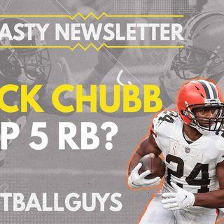 Is Nick Chubb a Top 5 RB? - 2021 Dynasty Fantasy Football