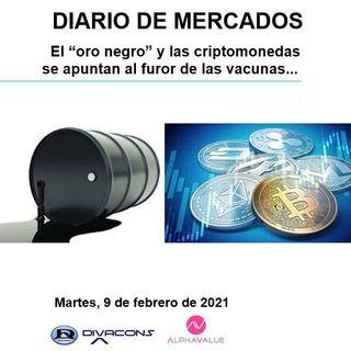 DIARIO DE MERCADOS Martes 9 Febrero