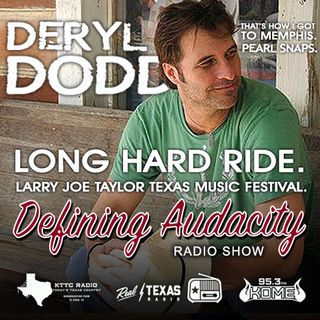 Along for the 'Ride' with Deryl Dodd