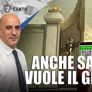 Anche San Pietro vuole il green pass - Il Controcanto - Rassegna stampa del 20 Settembre 2021--