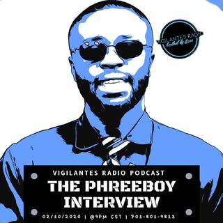 The Phreeboy Interview.