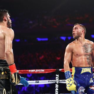 Inside Boxing Daily: Who can beat Lomachenko? On this Day Douglas beats Tyson, Maidana comeback