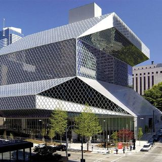 5 Fascinations of Seattle's Public Library