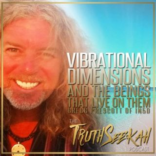 Gregg Prescott of IN5D | Vibrational Dimensions And The Beings That Live On Them