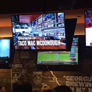Taco Mac McDonough opens May 15 #ashsaidit