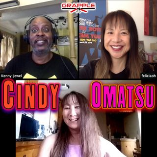 Episode 105 - Cindy Omatsu