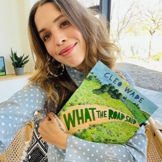 Author Cleo Wade talks #WhatTheRoadSaid on #ConversationsLIVE ~ #authorchat @withlovecleo #inspiration #motivation #youngreaders