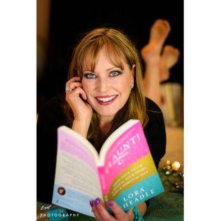 Lora Cheadle Author of FLAUNT!