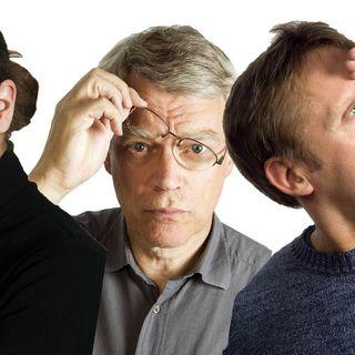 Surprise du chef, Lyft blicken & Farväl papper