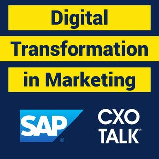 Culture Change: Digital Transformation in Marketing, Communications