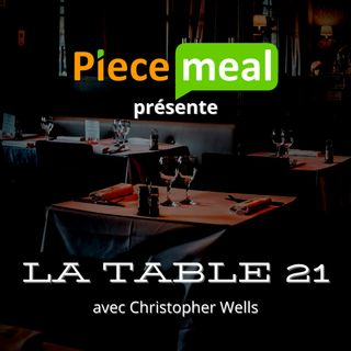 Table 21 avec Robert Dion de HRI Mag