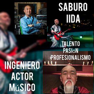 Entrevista  con el Maestro SABURO IIDA.