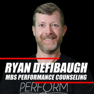 Worry Only About the Best Way of Moving Forward | Ryan Defibaugh- Mental Health and Performance Counselor