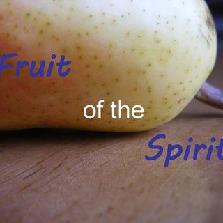 FRUIT OF THE SPIRIT - pt5 - Faithfulness, Gentleness, Self-control