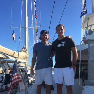 Around the World Fiji: Interview with Sam Pearson of Guernsey Island
