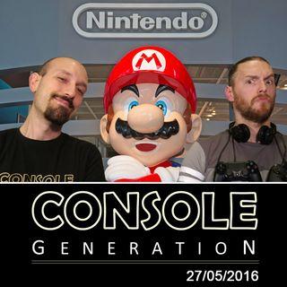 Nintendo NX, news e altro! - CG Live 27/05/2016