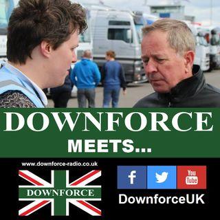 Downforce Meets...Dean Stoneman