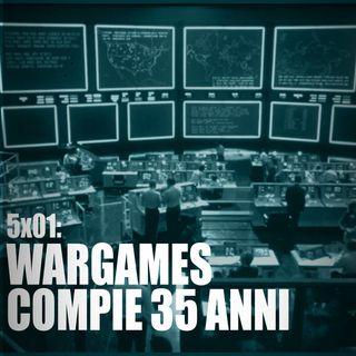 AI 5x01: Wargames compie 35 anni e il WOPR fa ancora un po paura