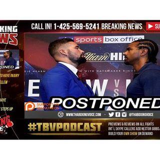 David Haye vs Tony Bellew 2 POSTPONED Due to Haye Injury, Tyson Fury Steps Up?