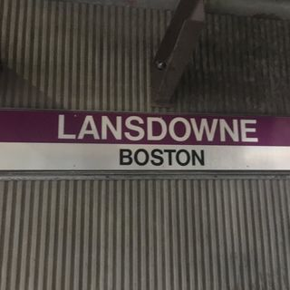 Name Change: MBTA's Yawkey Station Becomes Lansdowne Station