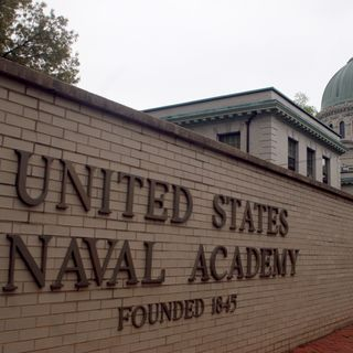 Around the World: Naval Academy and Annapolis, Maryland