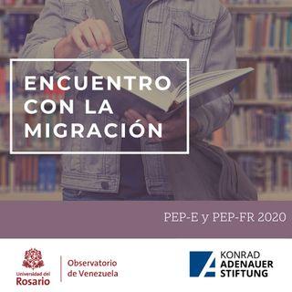 PEP-E y PEP-FR 2020