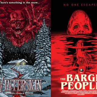 201: Interview w/ Charlie Steeds, Director of Winterskin and The Barge People