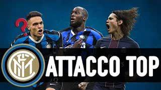 Da Lukaku a Cavani Inter, TRIS di Top in Attacco