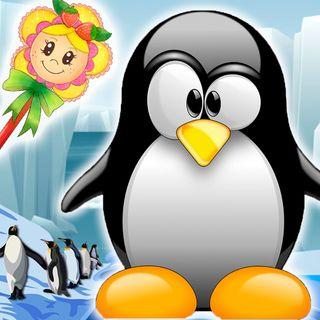 38. El pinguino Piqui. Cuento infantil de Hada de Fresa para concienciar sobre el cambio climatico