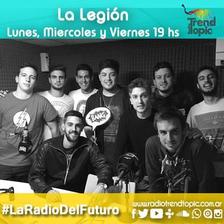 La Legión - Radio Trend Topic