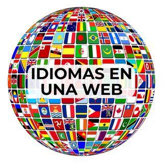53 Idiomas en una web